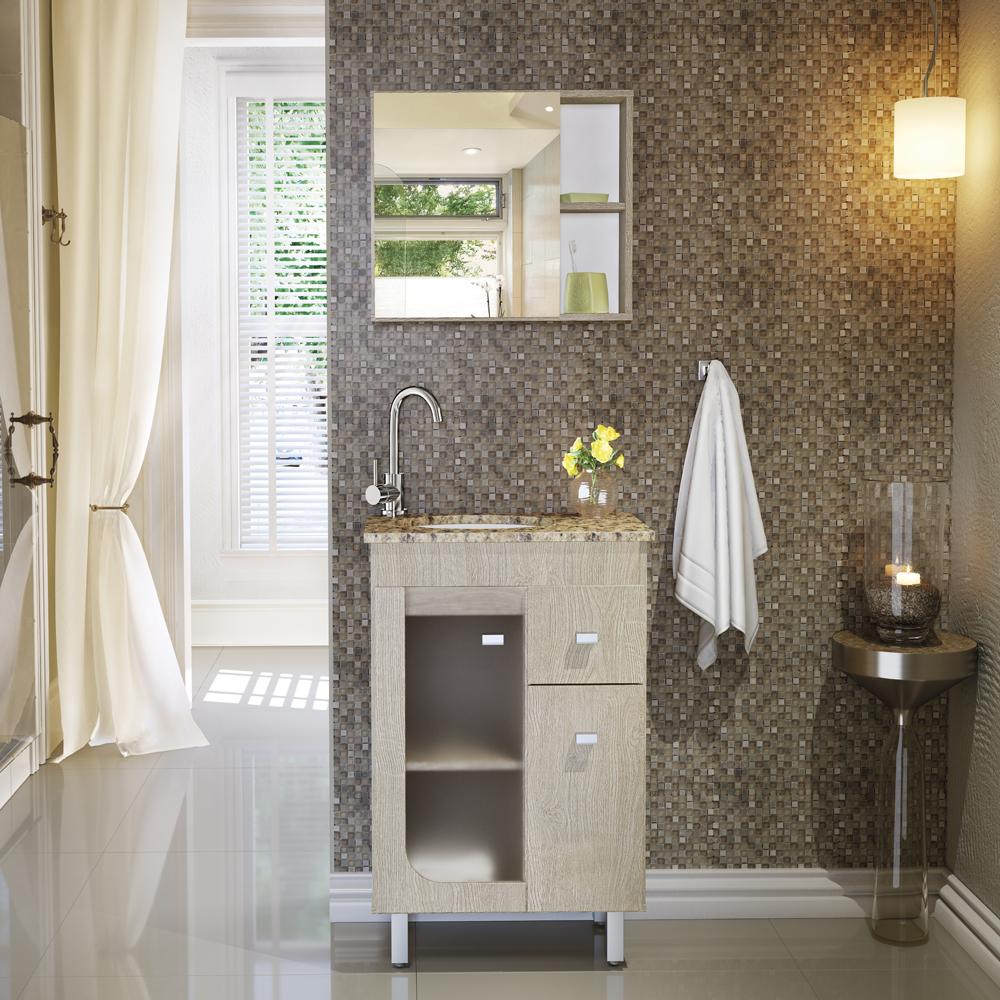 Gabinete Arezo 600 Gaam seu estilo de banheiro