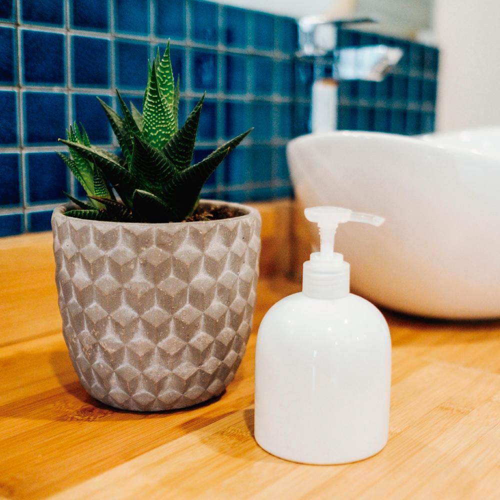 Como decorar meu banheiro gaam gabinetes com plantas
