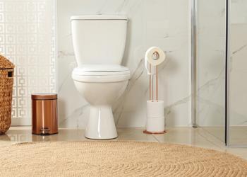Como não errar na escolha do tapete do banheiro. Faça a escolha certa!