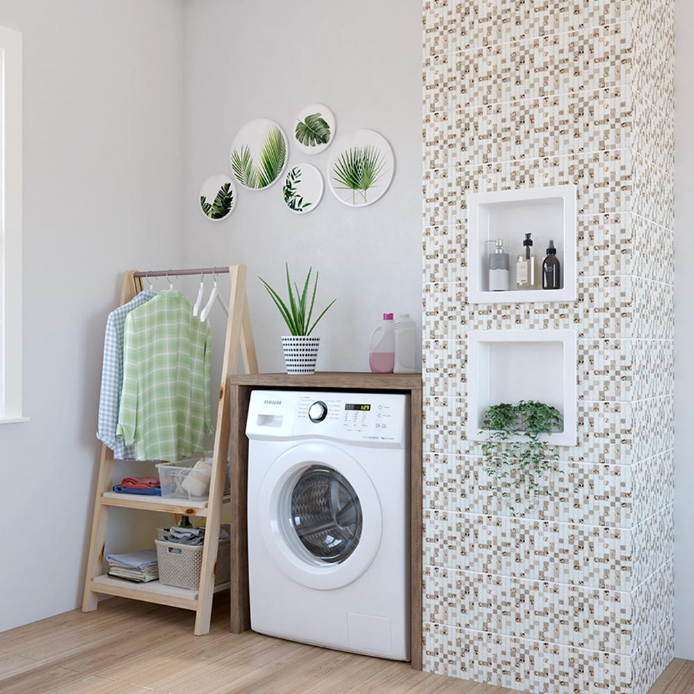 Como escolher o piso da lavanderia