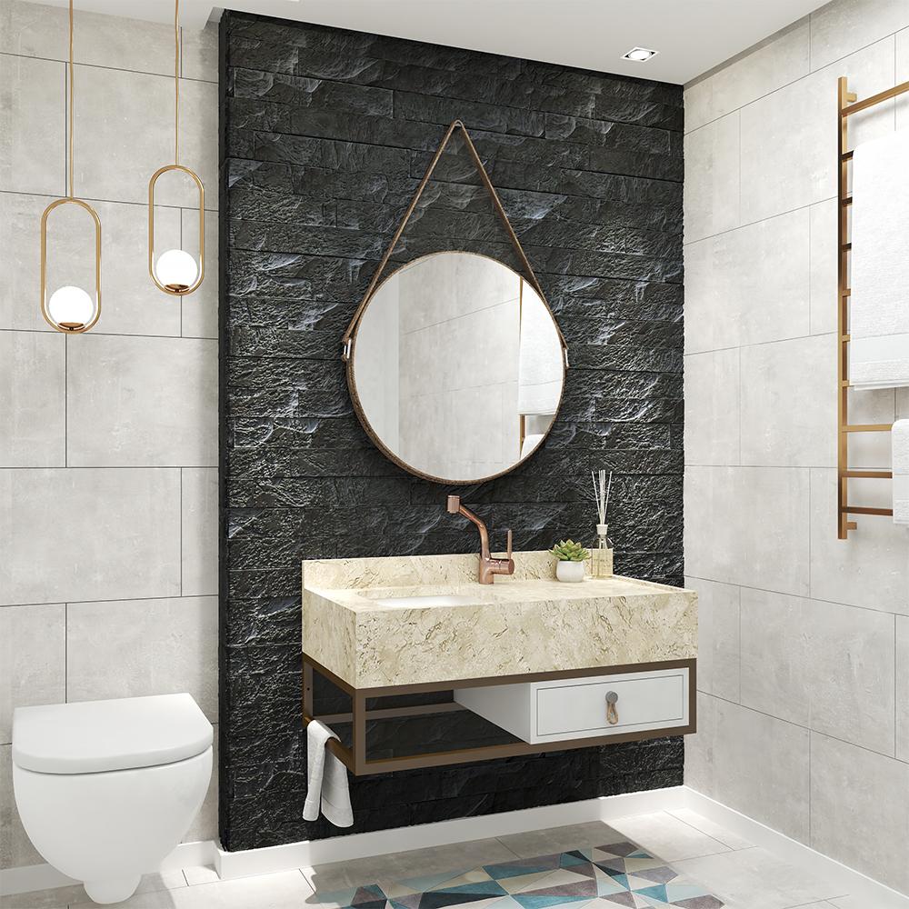 Como planejar o Banheiro dos sonhos com gaam gibinetes com estilo
