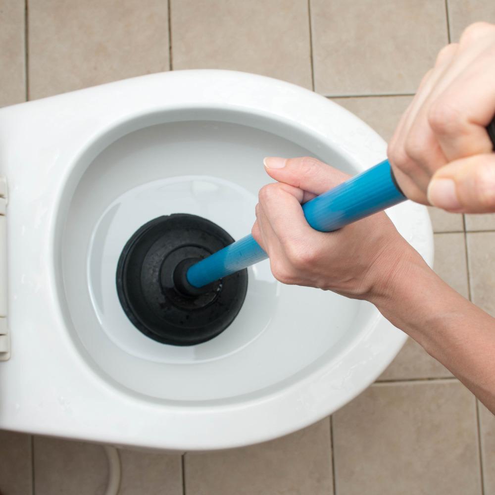 como evitar o entupimento do canos do banheiro