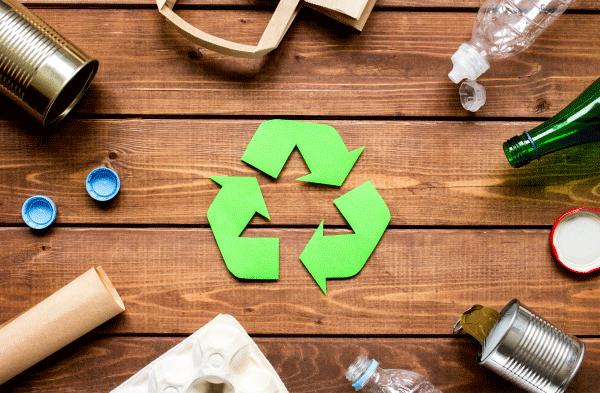 Reciclagem: ações que fazem a diferença