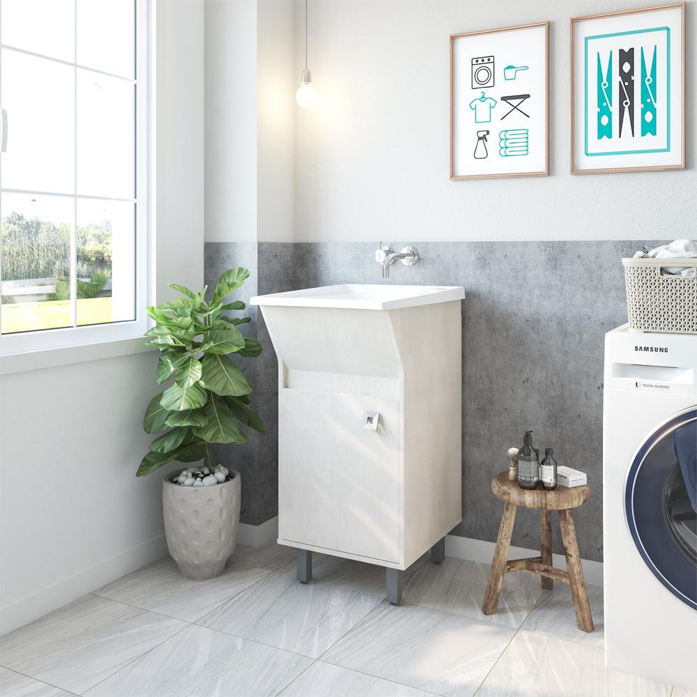 como decorar a lavanderia